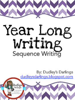 Year Long Sequence Writing
