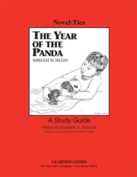 Year of the Panda - Novel-Ties Study Guide
