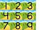 Yellow Brick Road Calendar Numbers