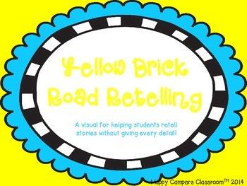Yellow Brick Road Retelling Chart