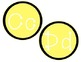 Yellow and Black Alphabet Classroom Display