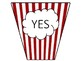Yes/No Question Popcorn Sorting Game