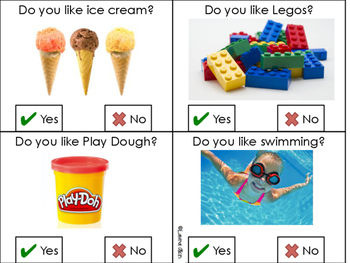 Yes No Questions level 3
