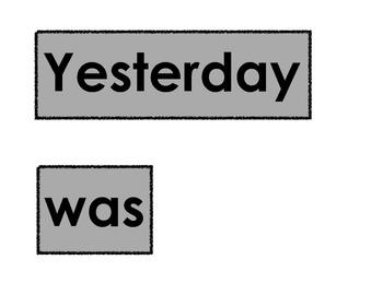 Yesterday, Today, Tomorrow