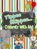 Yippee Skippee! Celebrate with Me! {Math & ELA Centers for