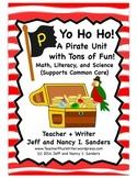 Yo Ho Ho! A Pirate Unit with Tons of Fun
