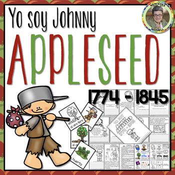 Yo soy Johnny Appleseed... 1774 ¿Quién, qué, cuándo, dónde