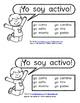 Yo soy activo: A beginning Spanish verb workbook/reader