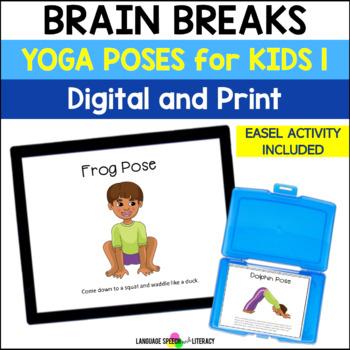 Yoga Poses For Kids