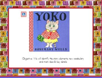 Yoko by Rosemary Wells