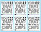 You Are All That And A Bag Of Chips Labels {Freebie}
