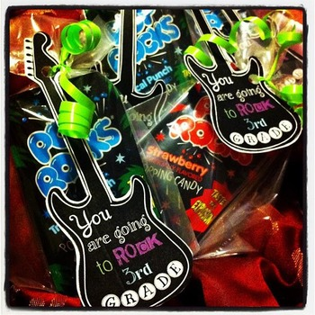 You Are Going to Rock 3rd Grade-Pop Rock Tag