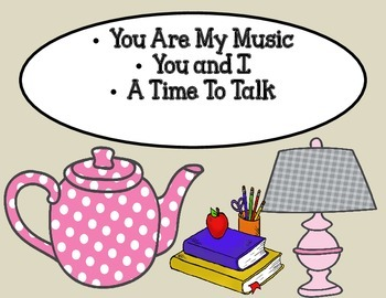 You Are My Music and other poems ( Poetry Analysis)-5th Gr