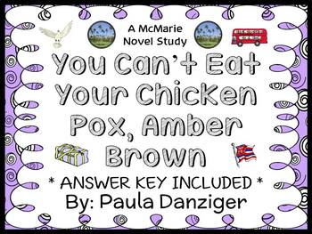 You Can't Eat Your Chicken Pox, Amber Brown (Paula Danzige
