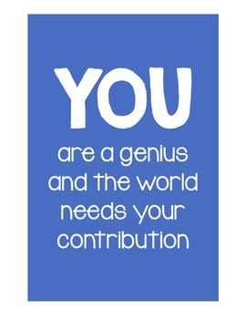 You are a Genius
