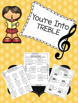You're Into TREBLE