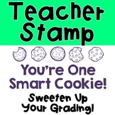 You're One Smart Cookie! Stamp