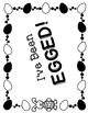 You've Been Egged! An Easter Gift Passing Game