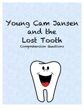 Young Cam Jansen and the Lost Tooth comprehension Questions