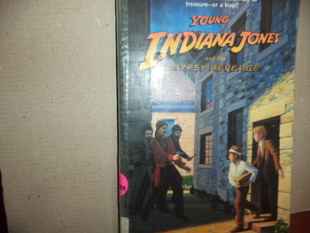 Young Indiana Jones with Gypsy Revenge ISBN 0-679-81179-6