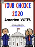 ELECTION Your Choice:  Kindergarten Votes 2016