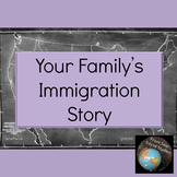 Your Family's Immigration Story