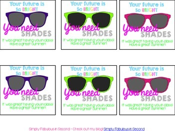 Your Future is So Bright!