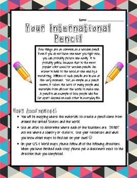 Your International Pencil