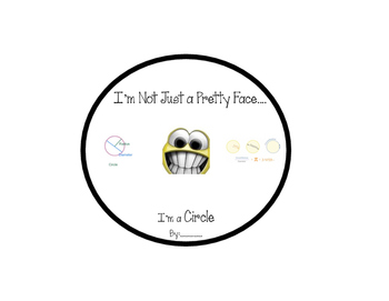 Your Not Just A Pretty Face ~ All About Circles~