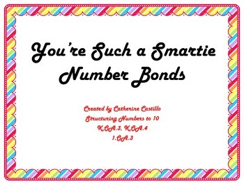You're Such a Smartie! Number Bonds