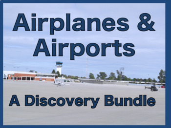Airplane Flight and Airport Tour Bundle—Grade 3 for Young