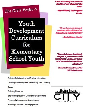 Youth Development Curriculum: Tools for Developing Strong,
