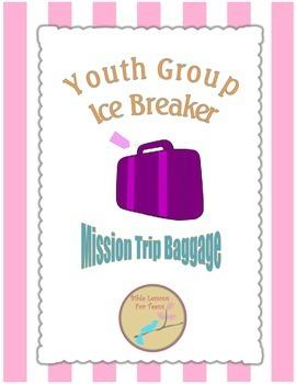 Youth Group Ice Breaker {Freebie}