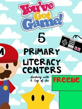 You've Got Game! (Lite Version) {Primary Edition}