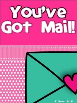 You've Got Phonics Mail FREEBIE