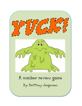 Yuck! Number Review