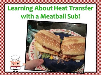 Yummy Heat Energy Transfer Quiz- Conduction, Convection, &
