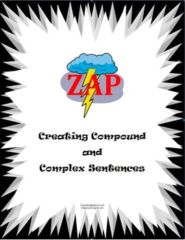 ZAP: Creating Compound and Complex Sentences