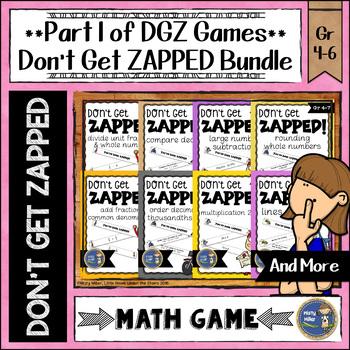 ZAP Math Game Bundle - Part 1