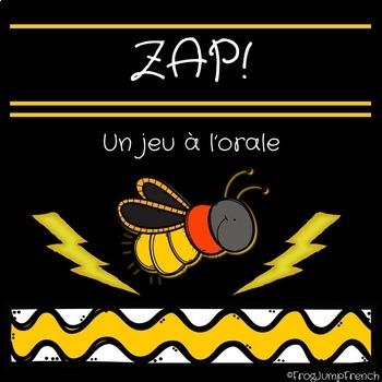 ZAP! Un jeu a l'orale pour la rentree // ZAP! Get to know