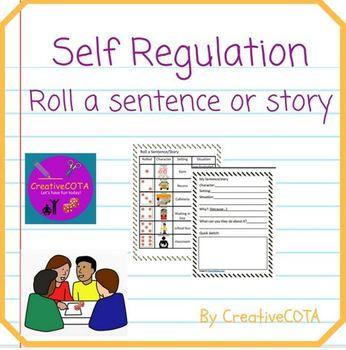 ZONEs of Regulation: Roll a Sentence