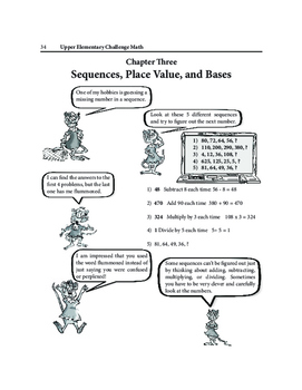 Zaccaro Math Gifted Enrichment - Sequences and Bases
