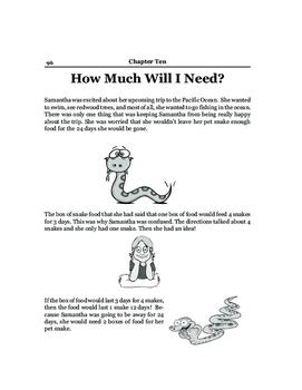 Zaccaro Primary Math Enrichment - How Much Will I Need?