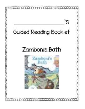 Zamboni's Bath *Guided Reading Comprehension Questions