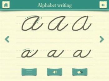 Zaner-Bloser Video Cursive Instruction - lowercase letters