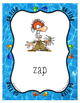 Zap the Zebra at the Zoo ... No ~ It's the Letter Z focuse