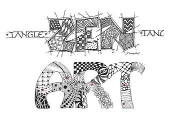 Zentangle Art Explanation