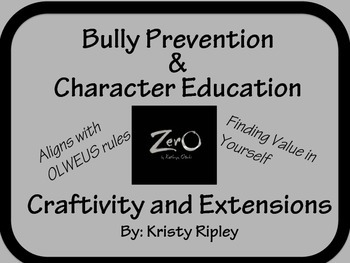 Zero Character Education Lesson and Extension