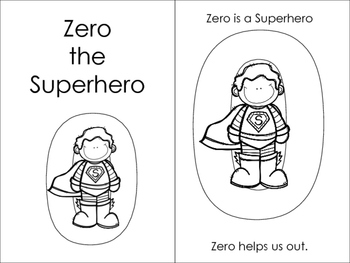 Zero is a Super Hero