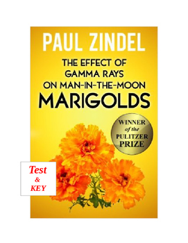 Zindel ~ The Effect of Gamma Rays on Man-In-The-Moon Marig